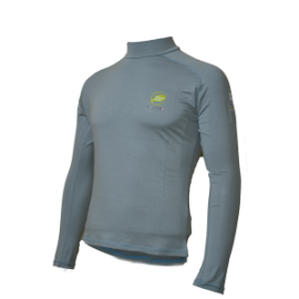 Natural Peak, T-shirt Beauregard manches longues.