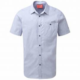 Nosilife, chemise anti moustique Henri manches courtes homme