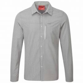 Nosilife, chemise anti moustique Albert manches longues