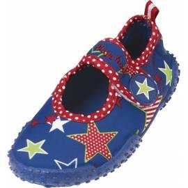 Chaussures de plage enfant Playshoes anti-UV - motif étoiles