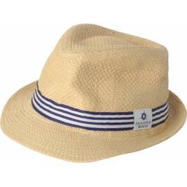 SnapperRock UV werend zonnehoedje Fedora voor kinderen - donkerblauw