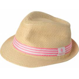 Chapeau SnapperRock anti-UV Fedora - rose