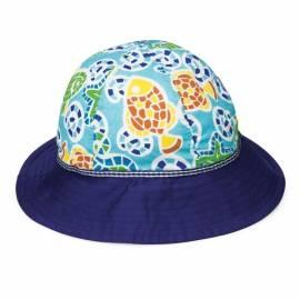 Chapeau Wallaroo Platypus – bleu avec motif étoile de mer