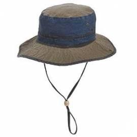 Chapeau pour homme anti-UV UPF50+, bleu marine