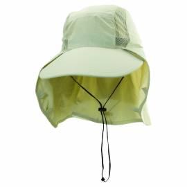 Casquette homme anti-UV UPF 50+, vert olive