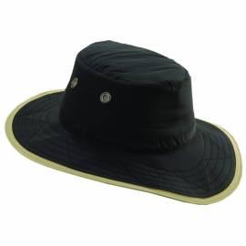 Chapeau homme anti-UV UPF 50+, noir