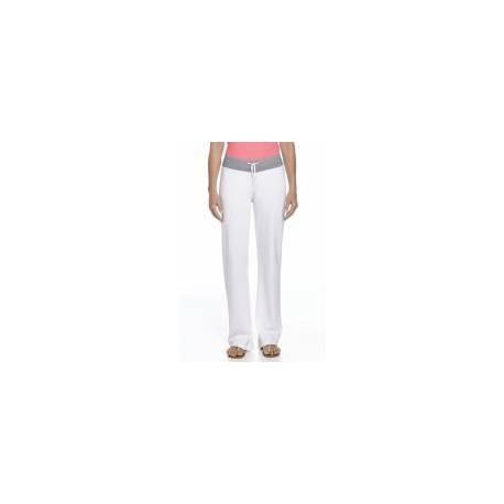 Pantalon Lakefront UPF 50+ ZnO – blanc