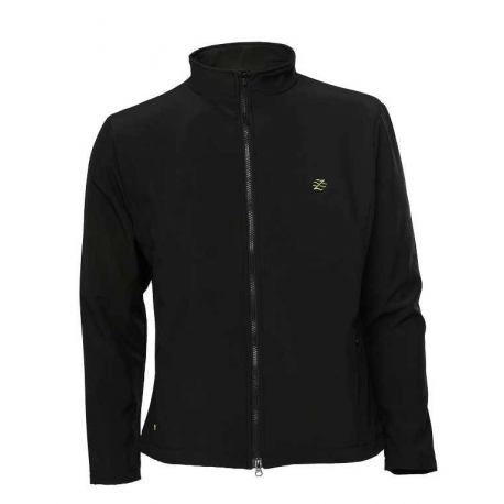 Soft Shell chauffante GS6 unisex, Blazewear