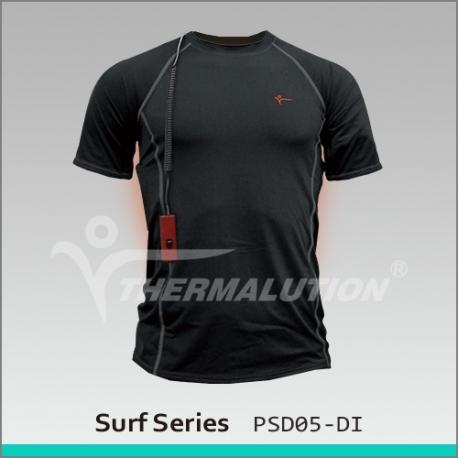 Sous vêtement chauffant pour le surf - Thermalution©