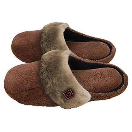 Chaussons chauffants Thermo Slippers