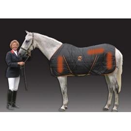 Couverture chauffante pour chevaux Blazewear