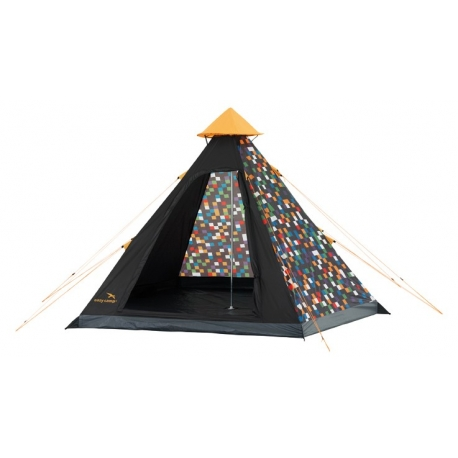 Tente enfant Tipi Pixel, Easy Camp