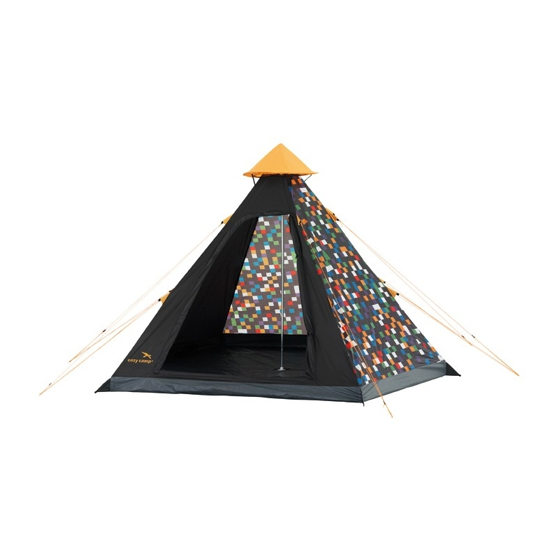 easy camp tente enfant tipi pixel. Black Bedroom Furniture Sets. Home Design Ideas