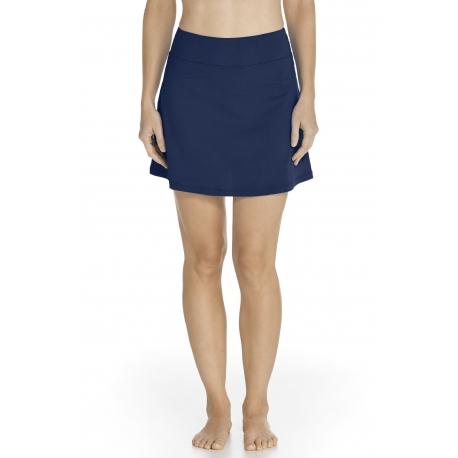 Jupe de Bain anti UV Femme - Dark Blue