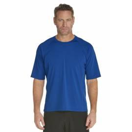 T-Shirt de bain manches courtes pour Hommes - Royal