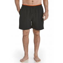 Short de Bain anti UV Homme - Noir
