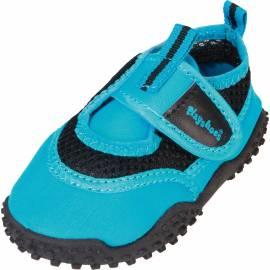 Chaussures de bain anti uv pour enfants- Blue color neon