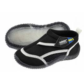 UV Kid Chaussons de plage- Black