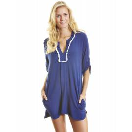 French Terry Tunic Femme Anti Uv