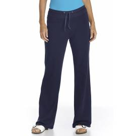 ZnO UV Pantalon de plage - Bleu Marine