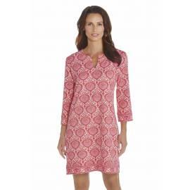 Robe/Tunique Femme Anti UV Manches 3/4 - Pink