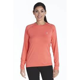 T-shirt Manches Longues Sport Anti UV - Poppy