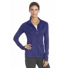 Gilet Sportswear Femme Anti UV- Saphire