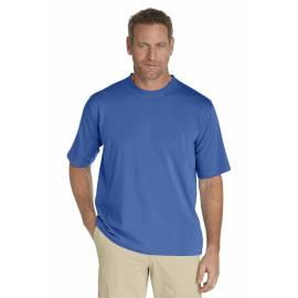 T shirt manches courtes Sportwear pour Hommes anti UV - denim blue