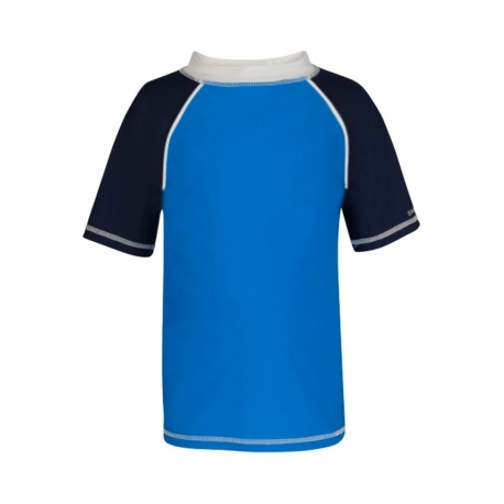 a5edc2bfa2f4b T-shirt de bain Enfant Anti Uv - Midnight/Blue. Loading zoom