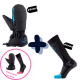PACK MOUFLES + CHAUSSETTES + CHAUFFERETTES Therm-ic