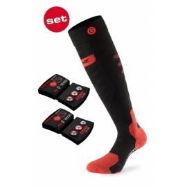 Chaussettes Chauffantes 5.0 Toe Cap + Pack Batteries 1200