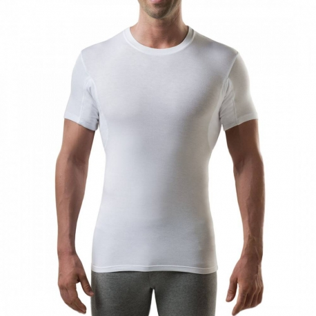 Tee Shirt Antitranspiration Homme - Col Rond