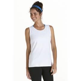 Coolibar - Débardeur anti UV pour Femmes - Blanc