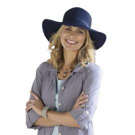 Coolibar - Chapeau pour Femmes Anti UV - Bleu