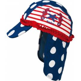 Playshoes - Casquette Anti UV - Hippocampe