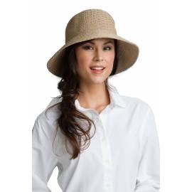 Coolibar - Chapeau Marina Anti UV pour Femme - Tan