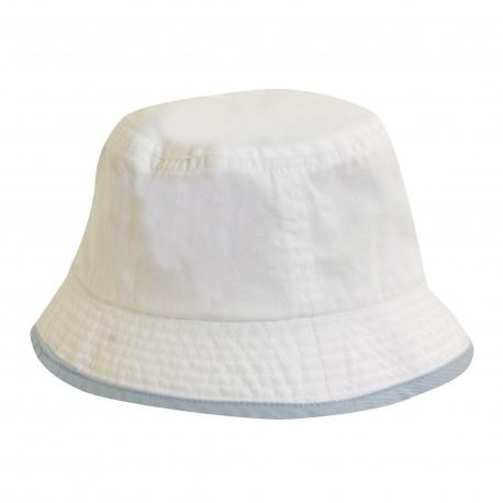 Chapeau de soleil pour bébé anti uv - Bleu