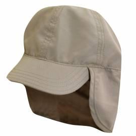 Chapeau anti UV pour Bébé - Kaki