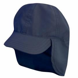 Chapeau anti UV pour Bébé - Bleu Marine