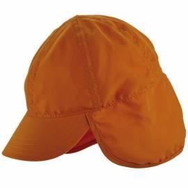 Chapeau anti UV pour Bébé - Orange