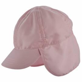 Chapeau anti UV pour Bébé - Rose