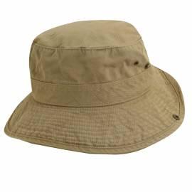 Chapeau Enfant Anti UV Marron clair