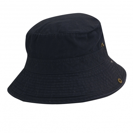 Chapeau Enfant Anti UV - Orange