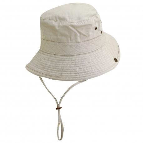 Chapeau Enfant Anti UV - Noir