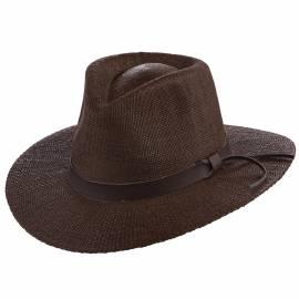 Chapeau anti UV pour Hommes - Marron