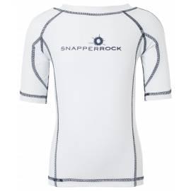 Snapper Rock - Tshirt de Bain Manches Courtes - Blanc