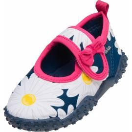 Playshoes - Chaussures de Natation pour enfants Crocodile - Bleu Marine