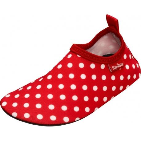Playshoes - Chaussures de bain anti UV - Rouge