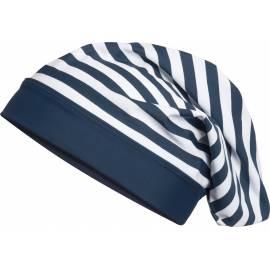 Playshoes - Bonnet de Bain anti uv pour enfants - Bleu Marine / Blanc