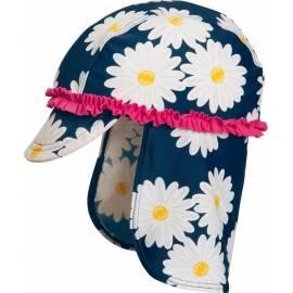 Playshoes - Chapeau de soleil pour Bébés - Bleu/rose/blanc